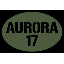 Tygmärke AURORA 17